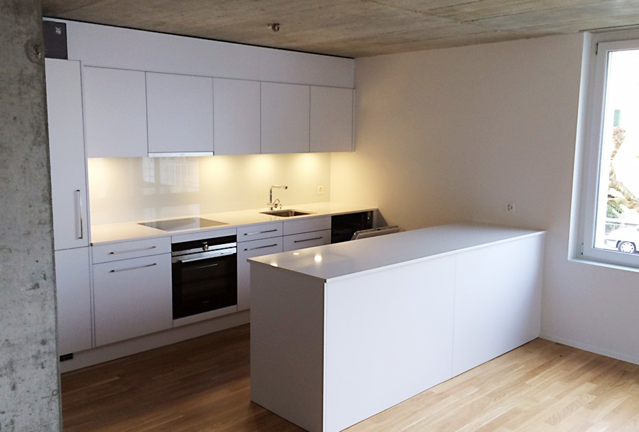 Zbinden kuchen design kuchen referenzen beispiele for Küchenfirmen