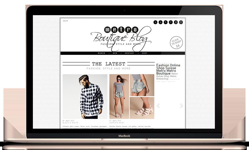 Metro Boutique Fashion & Style Blog